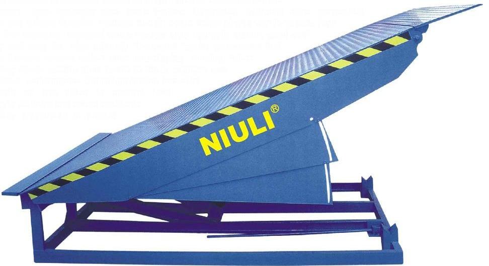 选择固定登车桥高度调节板的好处