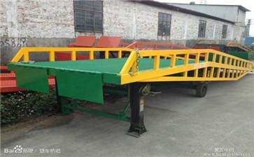 舟山、绍兴、湖州、温州移动登车桥 10吨价格