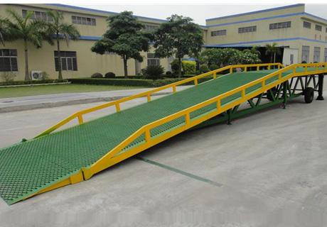 10吨移动式液压装卸登车桥
